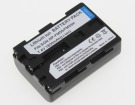 Sony NP-FM50, NP-QM71 7.2V 1450mAh replacement batteries