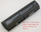 Hp compaq 417066-001, 432306-001 10.8V 8800mAh replacement batte