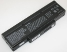 Msi BTY-M66, BTY-M68 10.8V 6600mAh replacement batteries