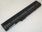 Asus 07G016G51875, 07G016FL1875 14.4V 4400mAh replacement batter