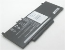 Dell 6MT4T, G5mio 7.4V 6800mAh replacement batteries