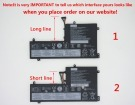 Lenovo L17L3PG1, L17C3PG1 11.34V 4630mAh replacement batteries