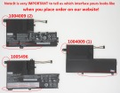 Lenovo 5B10M49825, 5B10Q39204 7.4V 4050mAh replacement batteries