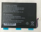 Other MLP3187115-2S 7.6V 4800mAh replacement batteries