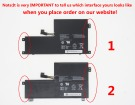 Genuine 1002000011531, 3ICP5/55/95 11.4V 4120mAh original batteries