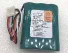 Nec 3HR-4/3FAUPC, P/N243-415405-062 3.6V 3050mAh original batteries
