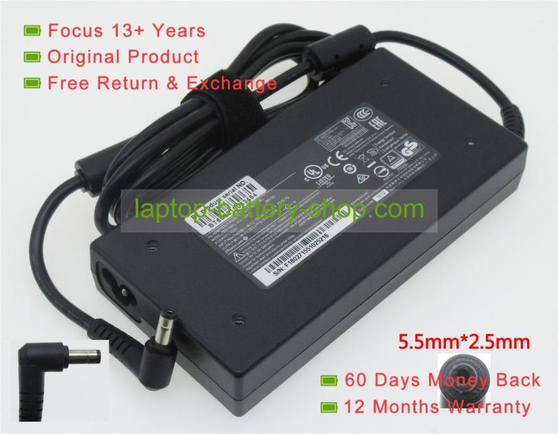 Clevo A12-120P1A, A120A007L 19 5V 6 15A original adapters