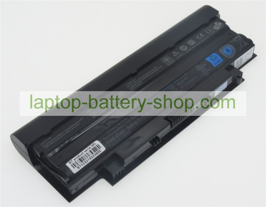 Dell 07XFJJ, 9T48V 11.1V 8100mAh original batteries - Click Image to Close