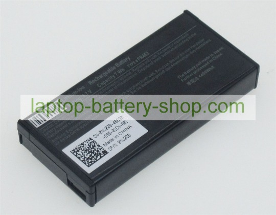 Dell U8735, P9110 3.7V 1900mAh original batteries - Click Image to Close