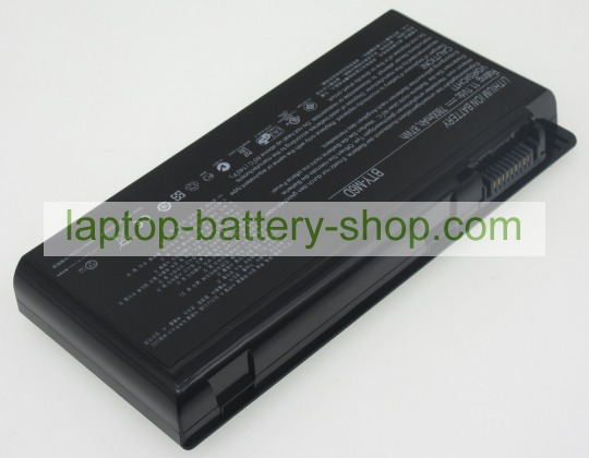 Msi Bty M6d Bty Gs70 11 1v 7800mah Replacement Batteries 54 99 Laptop Battery Shop