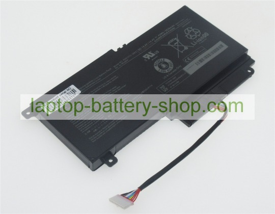 Toshiba PA5107U-1BRS, P000573230 14.4V 2838mAh original batteries - Click Image to Close