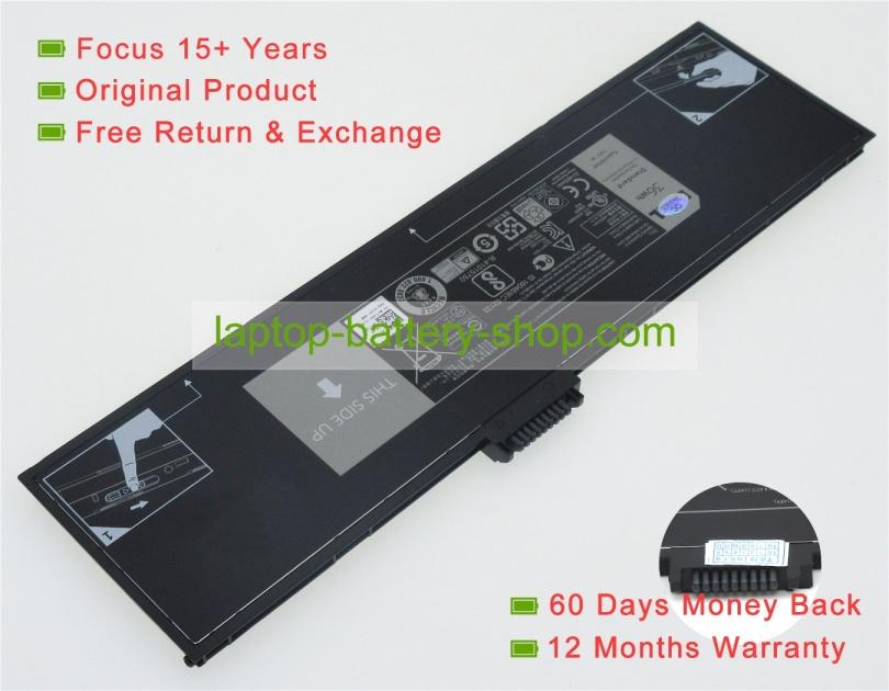 Dell HXFHF, XNY66 7 4V 4855mAh original batteries - $58 01