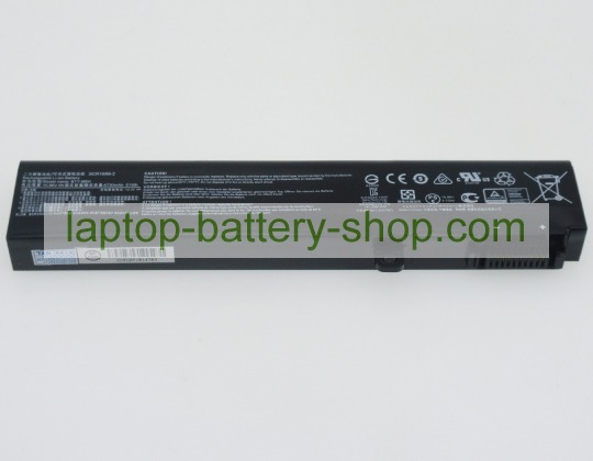 Msi 3ICR19/65-2, 3ICR19/66-2 10.86V 3834mAh original batteries - Click Image to Close