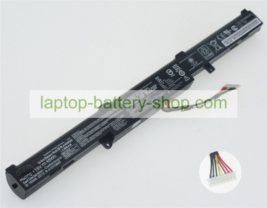 Asus A41N1501, A41Lk9H 15V 3200mAh original batteries - Click Image to Close