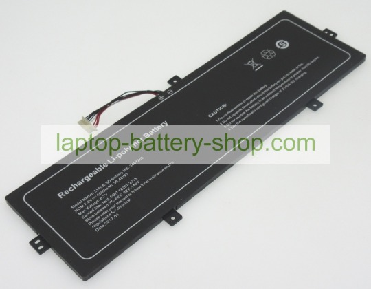 Jumper Z140A-SD 7.6V 4800mAh replacement batteries - Click Image to Close