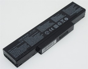 Msi CBPIL44, M660NBAT-6 10.8V 4400mAh replacement batteries