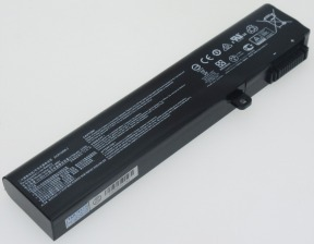 Msi 3ICR19/65-2, 3ICR19/66-2 10.86V 3834mAh original batteries