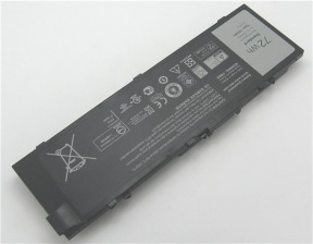 Dell T05W1, MFKVP 11.1V 6486mAh original batteries