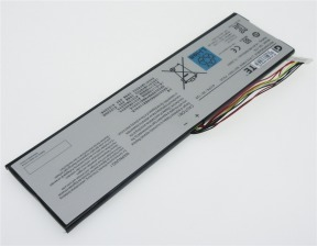 Gigabyte GX-17S 14.8V 4950mAh original batteries