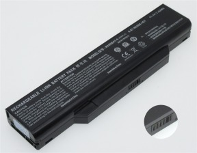 Clevo N350BAT-6, 6-87-N350S-4D7 11.1V 5600mAh original batteries