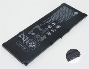 Hp SR04XL, HSTNN-IB7Z 15.4V 4550mAh original batteries