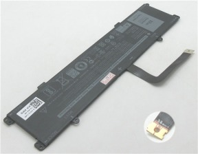 Dell FTD6M 7.6V 2750mAh original batteries