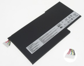 Msi BTY-M6J, BTY-U6J 11.4V 5700mAh replacement batteries