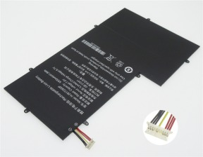 Teclast H-28172300P 7.6V 5500mAh replacement batteries